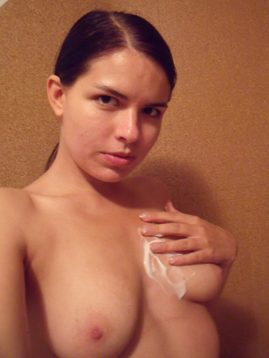 creamy tits