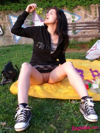 Zuzinka picknick04