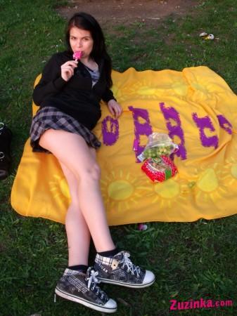 Zuzinka picknick05